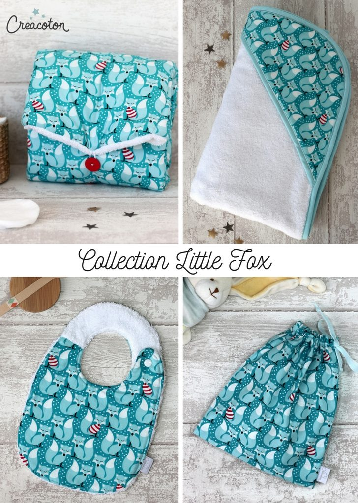 Collection Little Fox Creacoton