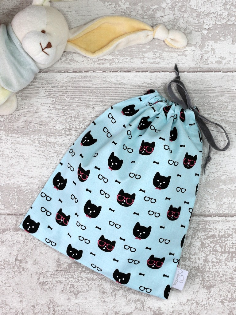 creacoton sac a doudou cool cat (5)