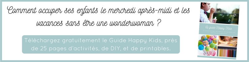 banniere guide happy kids Creacoton