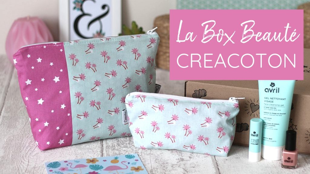 box beaute Creacoton