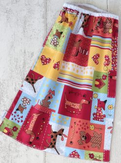 serviette elastique Dog Creacoton (1)