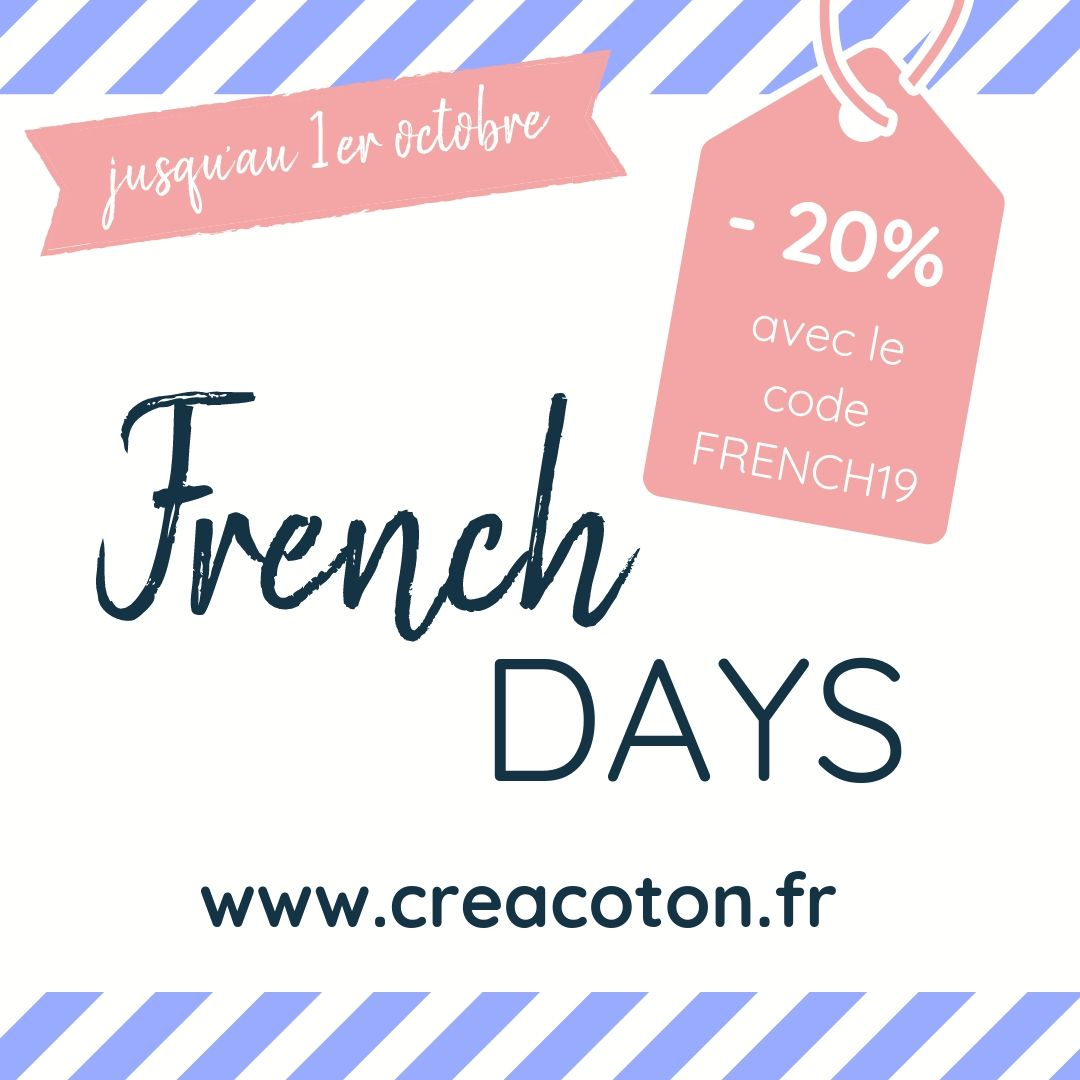 french days 2019 Creacoton