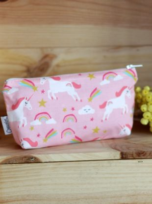 trousse Licorne Creacoton Oekotex made in France
